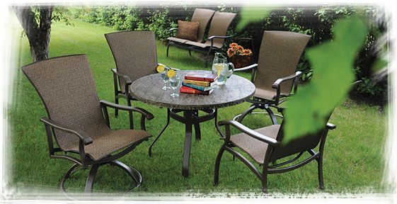 17 best images about homecrest favorites on pinterest for Outdoor furniture quad cities
