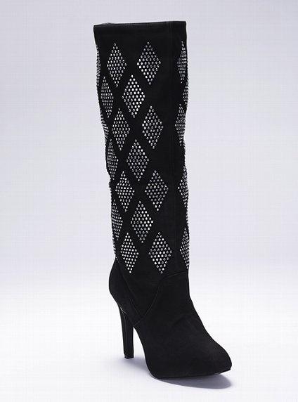 Diamond Rhinestone Boot - Colin Stuart - Victoria's Secret ...kinda cute. Definitely fun. Sale, $139