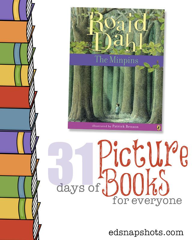Kids Books 31 Days of Picture Books for Everyone The Minpins