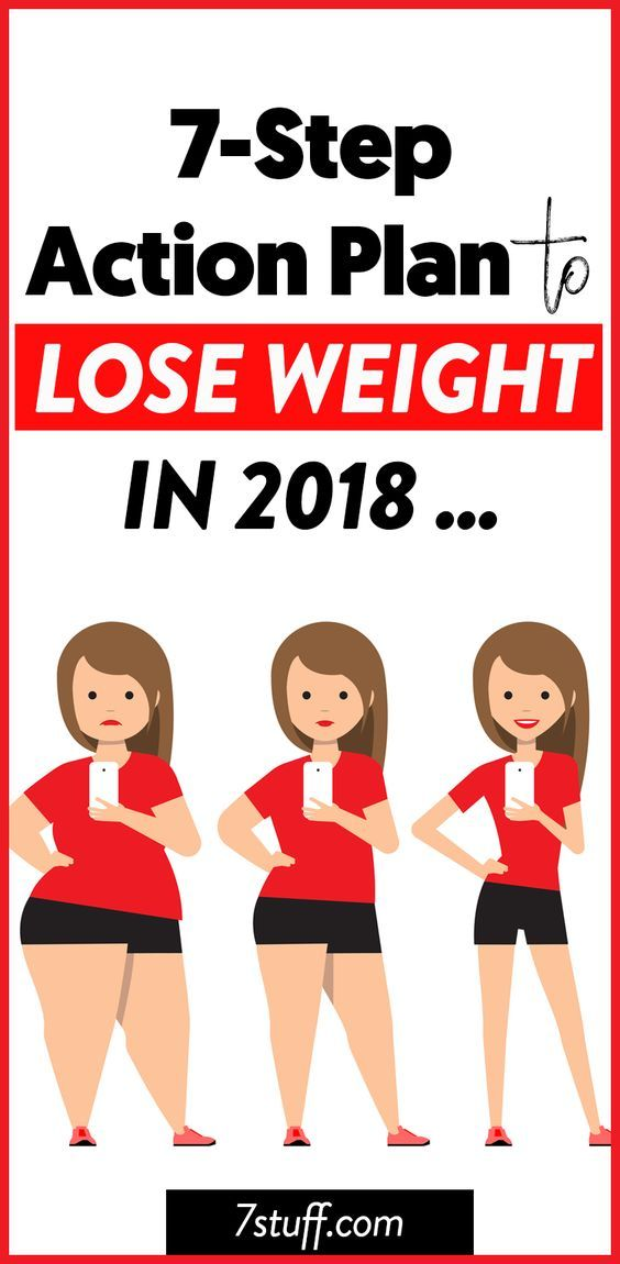 how to lose weight in 2018