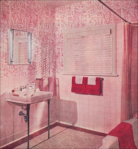 Cool Retro Bathrooms 41 best vintage plumbing images on pinterest | retro bathrooms