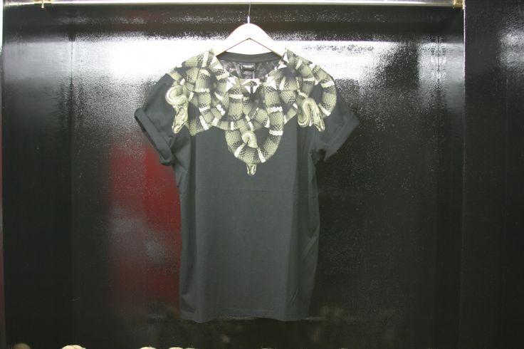 T-Shirt snake spring 2014