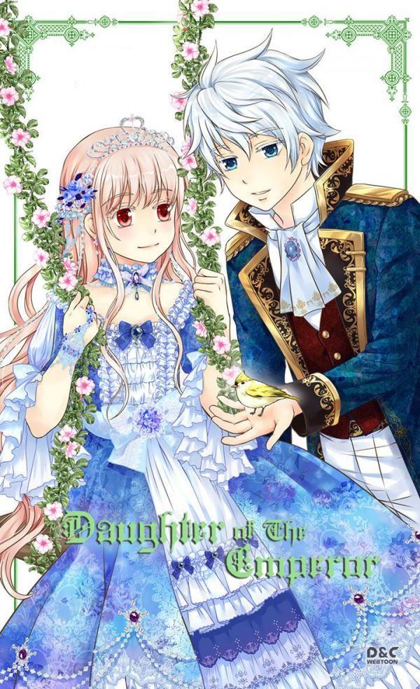 Daughter of the Emperor Manga Parejas de anime