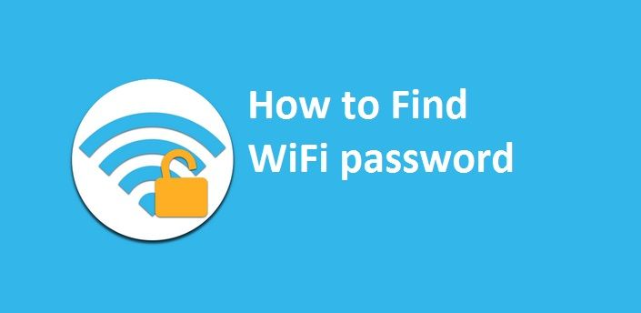 How To Find WiFi Password of your Current Network?
