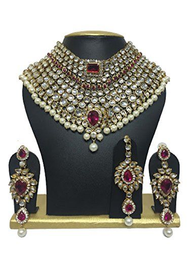 Traditional Bollywood Inspired Gold Plated White Pearls P... https://www.amazon.ca/dp/B01MQNMZS4/ref=cm_sw_r_pi_dp_x_PMWJybH57QG5Q