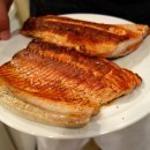 Skillet Sockeye Salmon