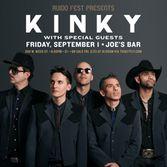 Kinky - Joes Bar - Chicago, IL, September 01, 2017 | Ticketfly