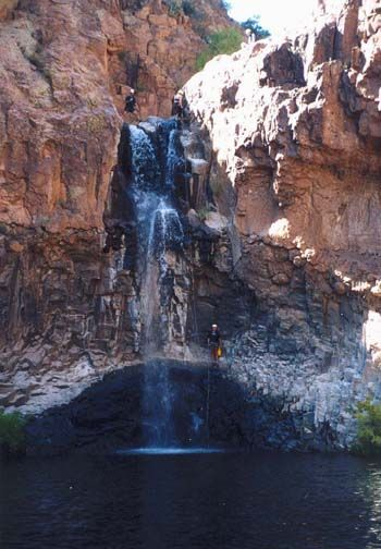 Devil's Canyon / Tonto National Forest.