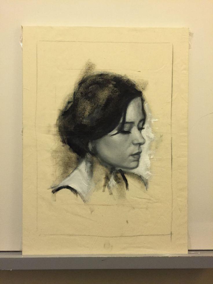 Marie por Marisa A.