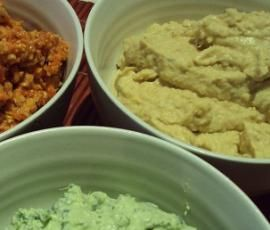 Recipe Best Hummus Ever by Kristine - Recipe of category Sauces, dips & spreads