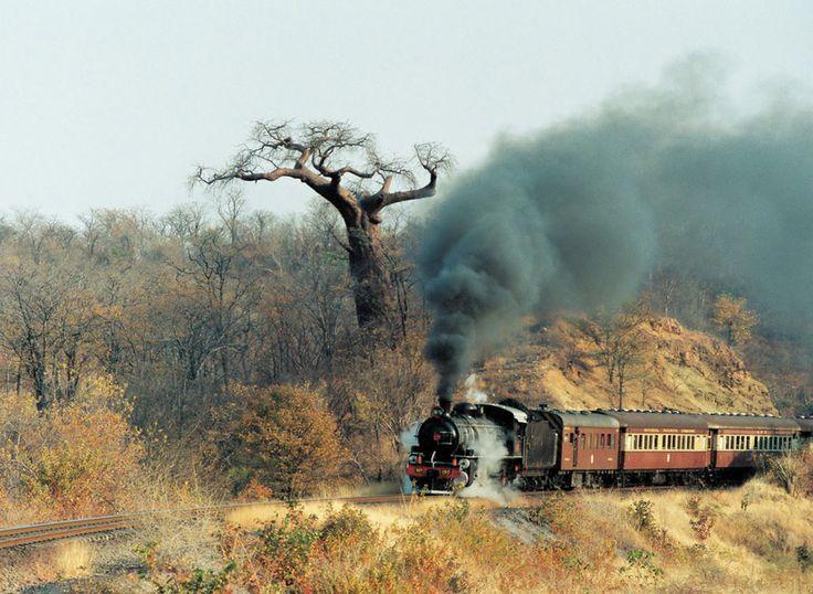 The Rhodesia Railways...