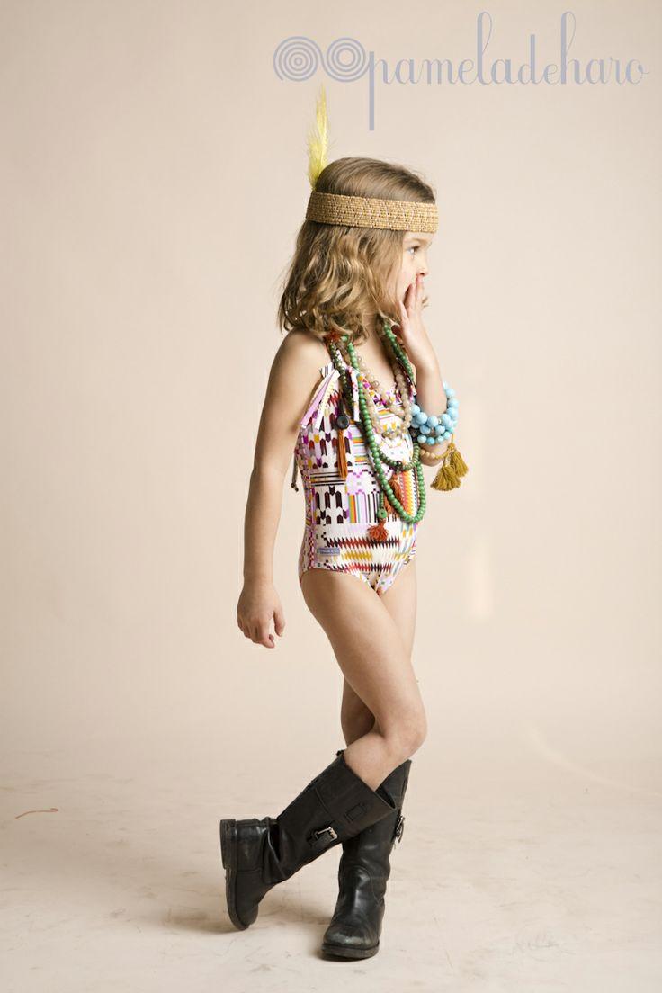 32 best images about trajes de ba o para ni as on - Banos de ninos ...