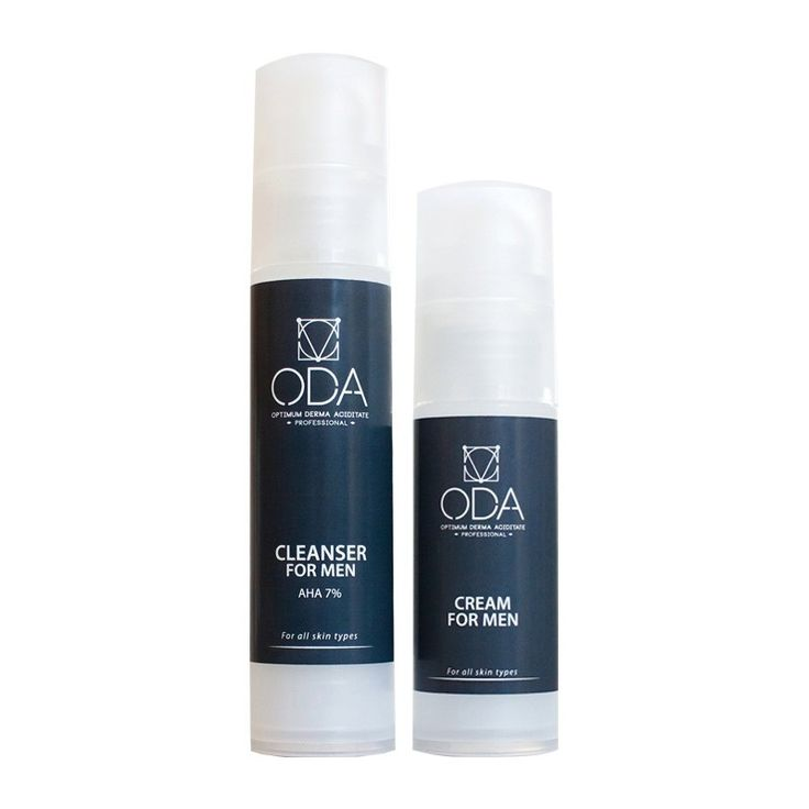SELECTION FOR MEN(cleanser + cream)