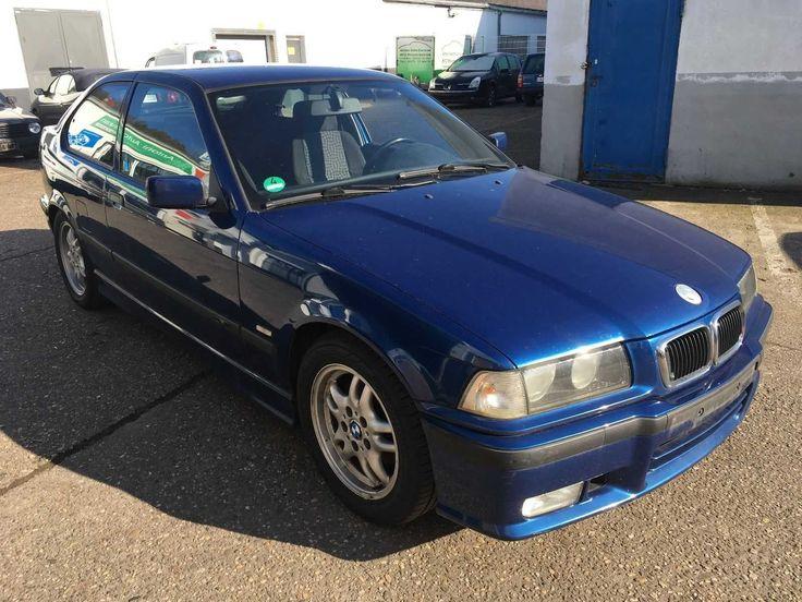 BMW 318i mit original M-Ausstattung ab Werk ohne Mindestpreis ab 1,- Euro