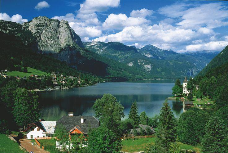 Grundlsee / Steiermark. Austria