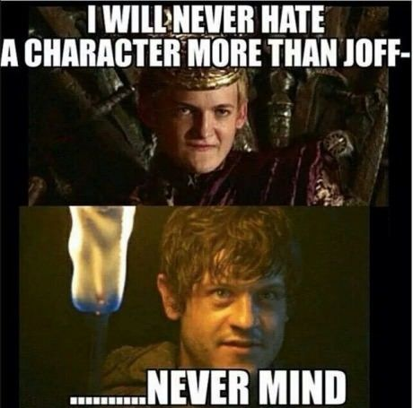 Image result for ramsay bolton memes