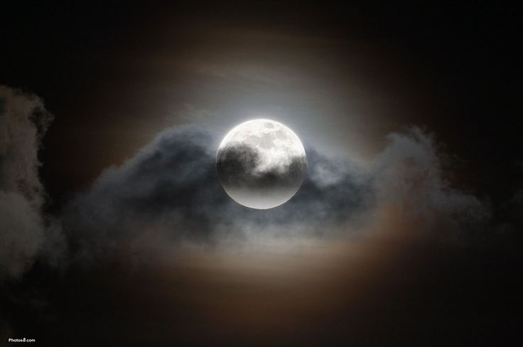 Inspiration for the full moon in my soon to be new tattoo! :)