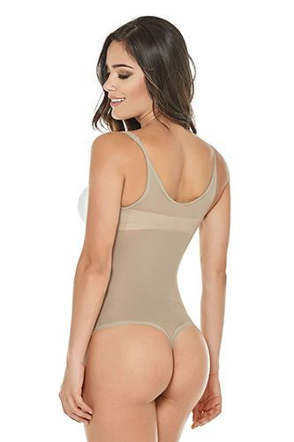 Thermal Body Shaper,Thong or Panty, Mid-Compression, Faja Termica Cocoon