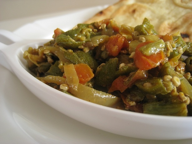 Bhindi (Fried Okra) that melts in your mouth & stimulates your taste buds. Make vegetables part of your daily diet for healthy living.    https://twitter.com/HumbleCravings