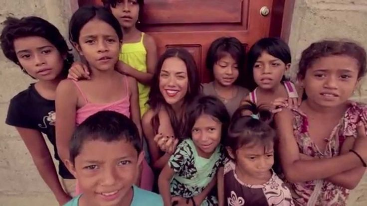 "Jana Kramer - ""Love"" (Official Music Video) Jana Kramer recorded it in El Progreso, Yoro - a city in Honduras"
