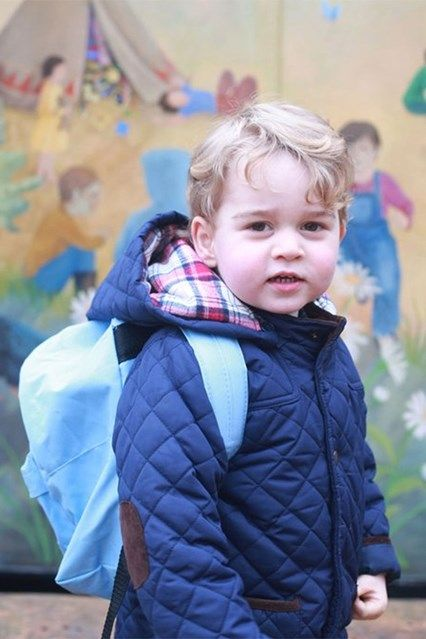 "How Prince George is a ""very clever, articulate little boy"""