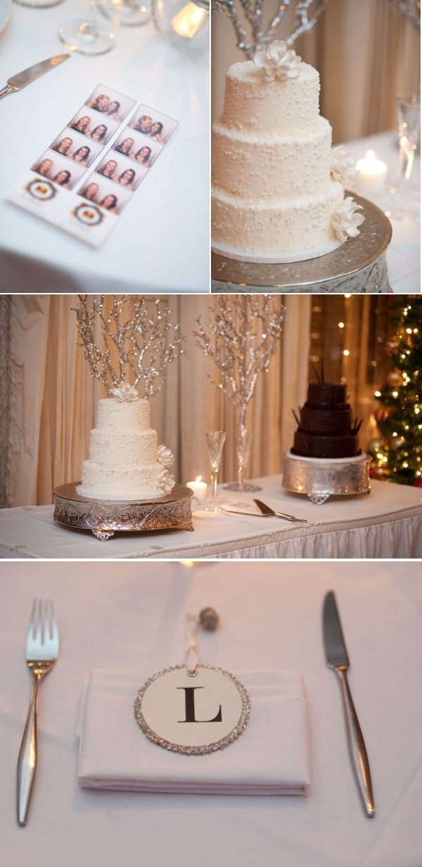 Christmas/Winter Wedding