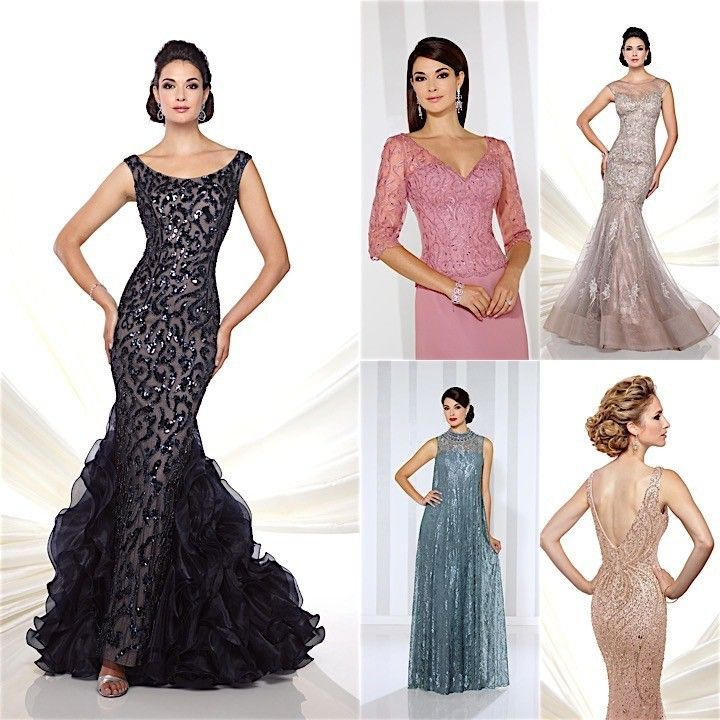 Mon Cheri Mother Of The Bride Dresses: Mother Of The Bride Dresses: Montage By Mon Cheri 2016