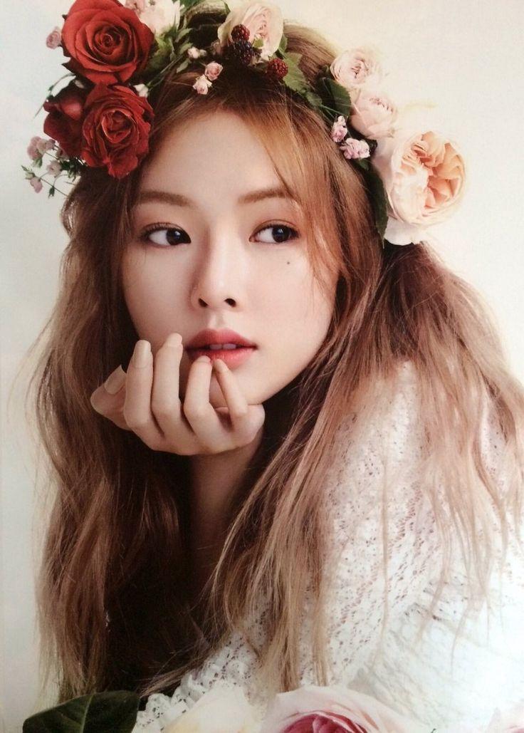 Hyuna for Allure September Issue / 160822 | Hyuna ... Hyuna 2019