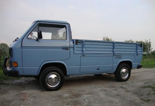 T25 Single Cab - near IMMACULATE, museum example, 60.000 miles, 1.6 diesel - VW Forum - VZi, Europe's largest VW, community and sales