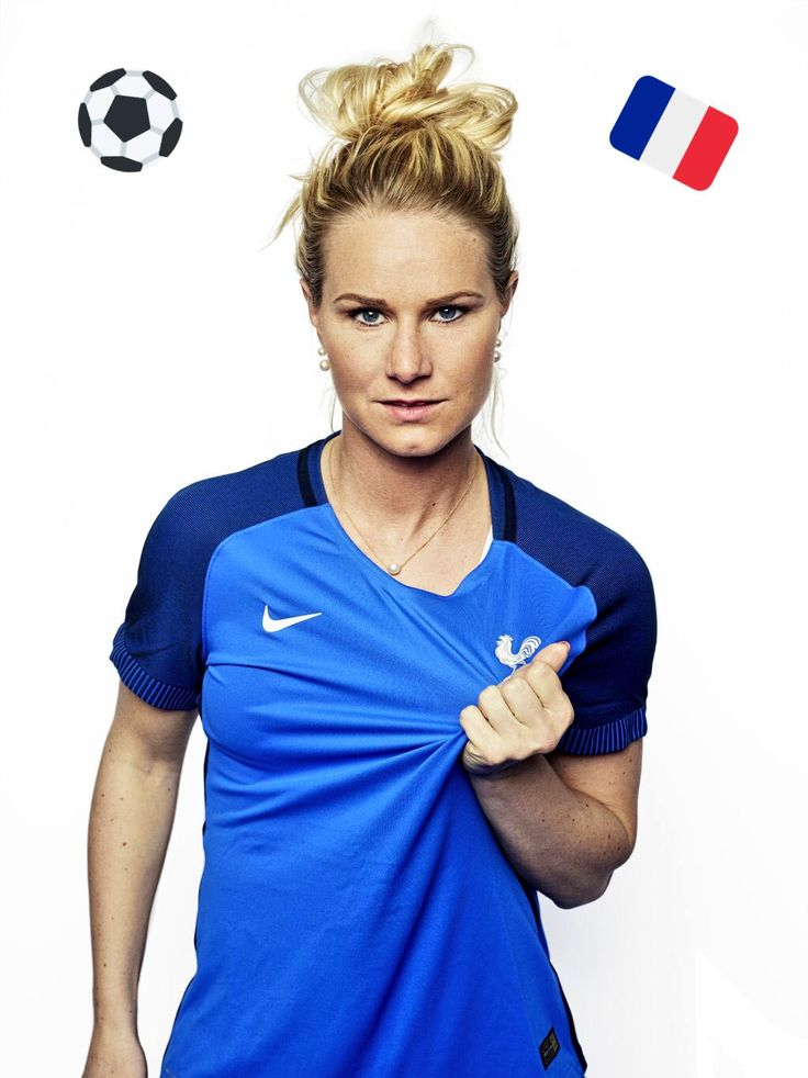 Amandine Henry || FRAWNT Les Bleues Euro 2017 (July 6, 2017)