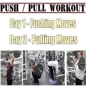 Push / Pull Workout Split Routine | Lee Hayward's Total Fitness Bodybuilding