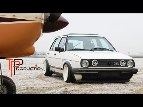 VW Golf 2 GTD | static | TPProduction - YouTube