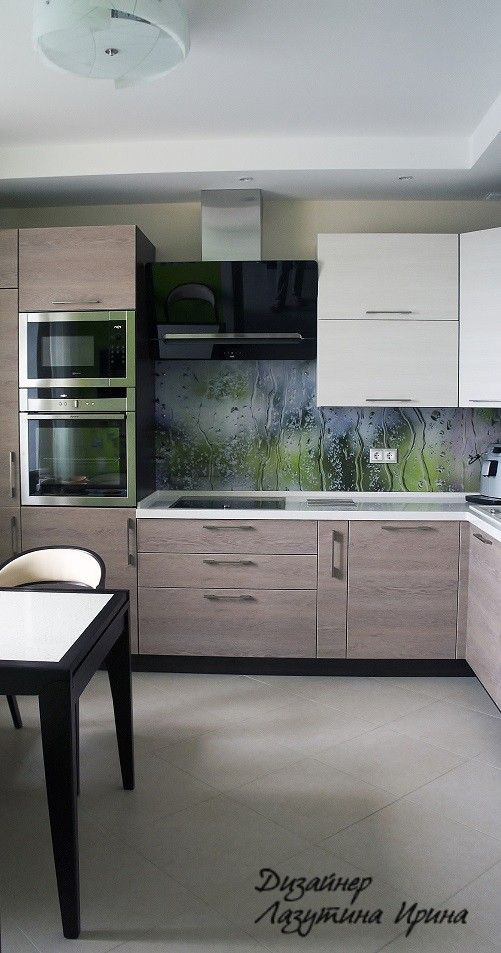Интерьер кухни фото, дизайн квартиры в эко-стиле