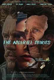 The Adderall Diaries (2015)--James Franco, Amber Heard, Christian Slater, and Ed Harris