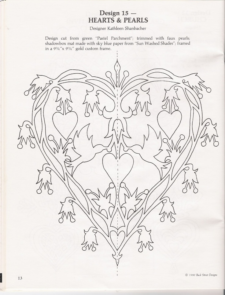 Hearts and Pearls pattern  inkspired musings: Peace doves around the world