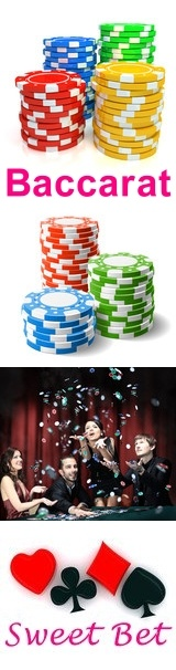 Play Free Baccarat Games @ Sweet Bet