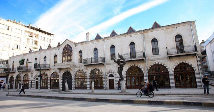 """Bayazhan Gaziantep Kent Müzesi"