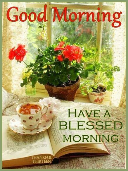 Good Morning, Have A Blessed Morning morning good morning morning quotes good morning quotes good morning greetings