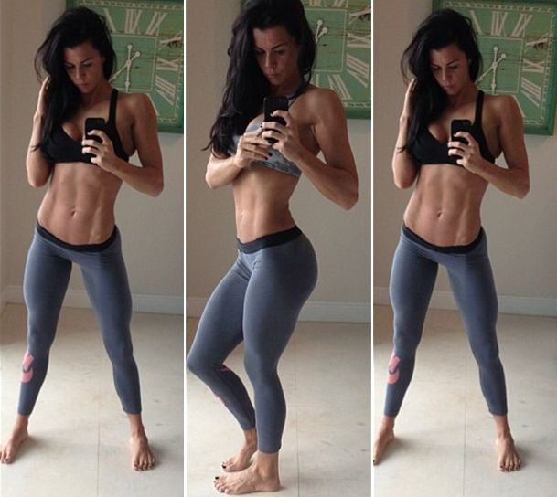 Lindsey Renee Talks With Simplyshredded.com.. she has flawless work out plan and diet . LOVE LOVE LOVE