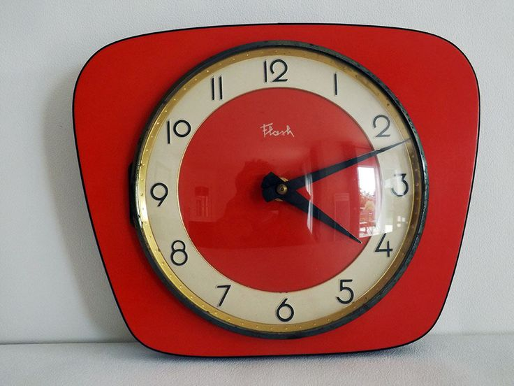 brand wall clock flash french vintage wall clock