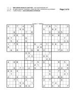 Web Sudoku - Ebook Center