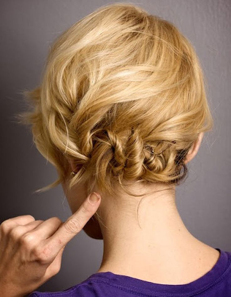 Coiffure cheveux mi-longs dégradé hiver 2015