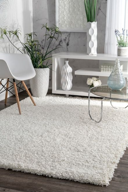 Shaggy Rug: The Rugs USA Venice Shaggy Rug offers understated elegance and extreme comfort in an affordable area rug. The shaggy