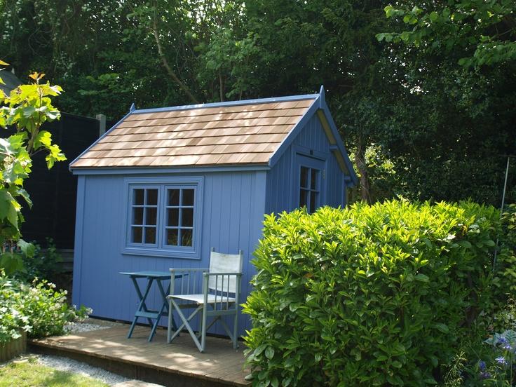 17 best images about the potting shed on pinterest for Bespoke garden sheds