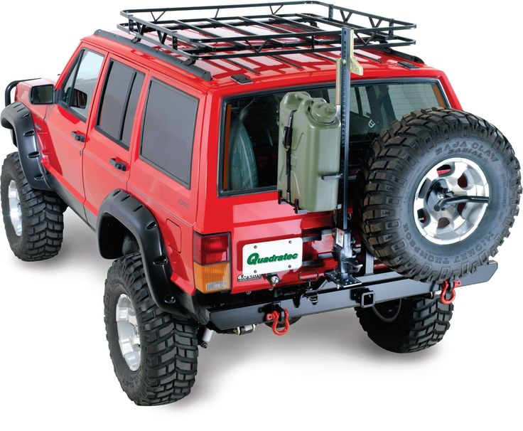 Garvin 34014 Sport Series Roof Rack for 8401 Jeep