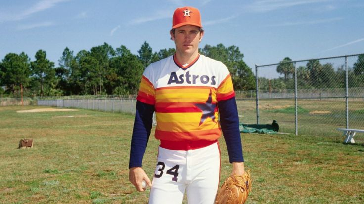 You've seen them through the years, now it's time for the definitive oral history of Houston's iconic uniforms.
