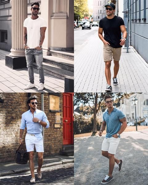 7a25de4b The Best Men's Summer Outfits For Every Occasion   Mens summer ...