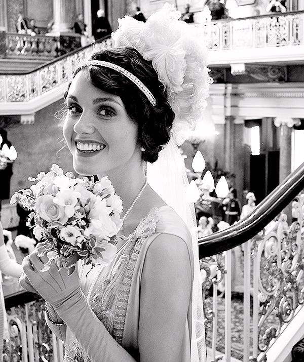 Poppy Drayton in Downtown Abbey
