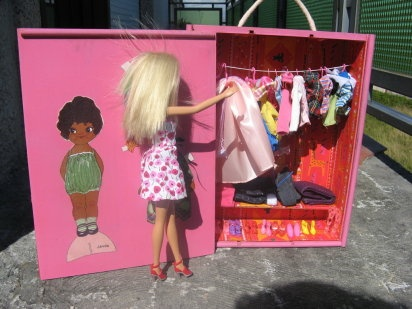 Armarito de Barbie