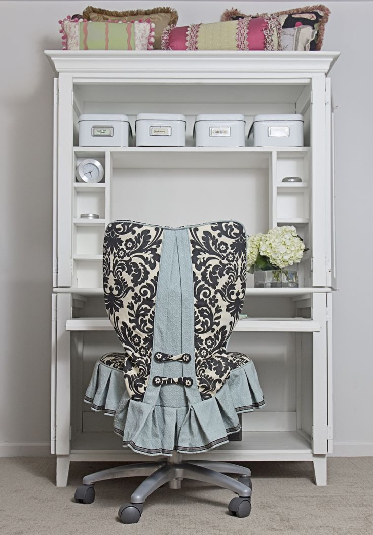 Slip cover for office chair slipcover ideas pinterest office